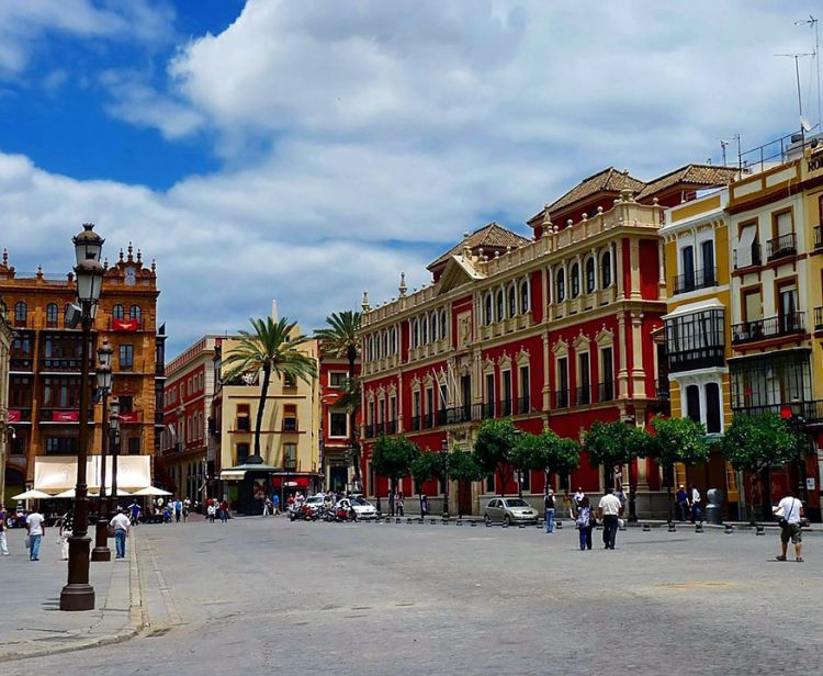 Excursion d'une journée de Cadix à Séville