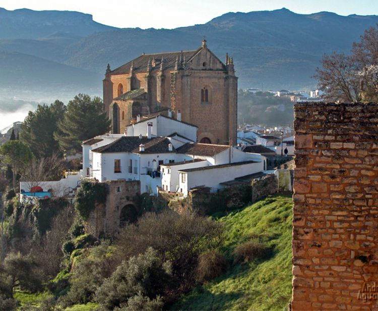 Excursion de Séville à Ronda et les villages blancs