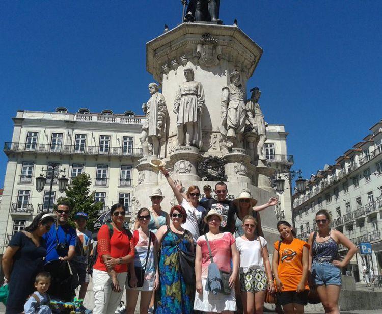 Free tour quartier Alto et Chiado