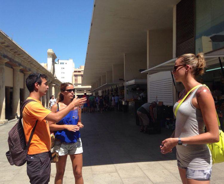 Tour privé à Cadix (2,5HS)