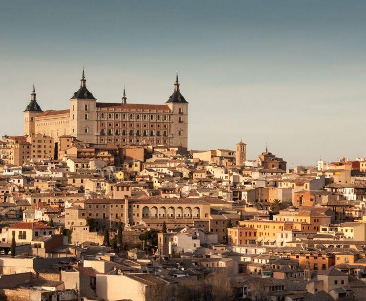 Excursion d'une journée de Madrid à Tolède et Ségovie