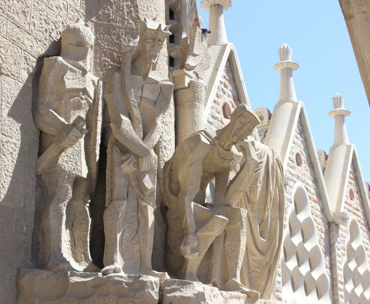 Sagrada Familia: tour con ticket y sin colas.