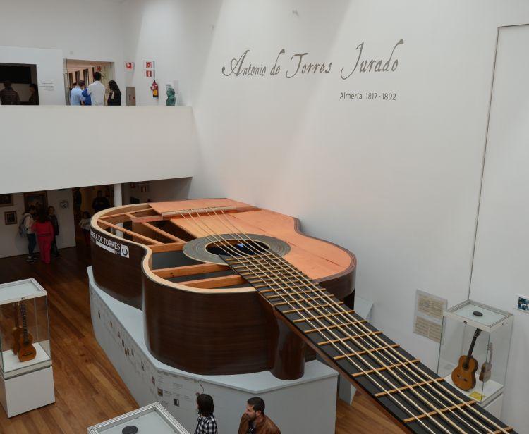 Visiter les musées d'Almeria