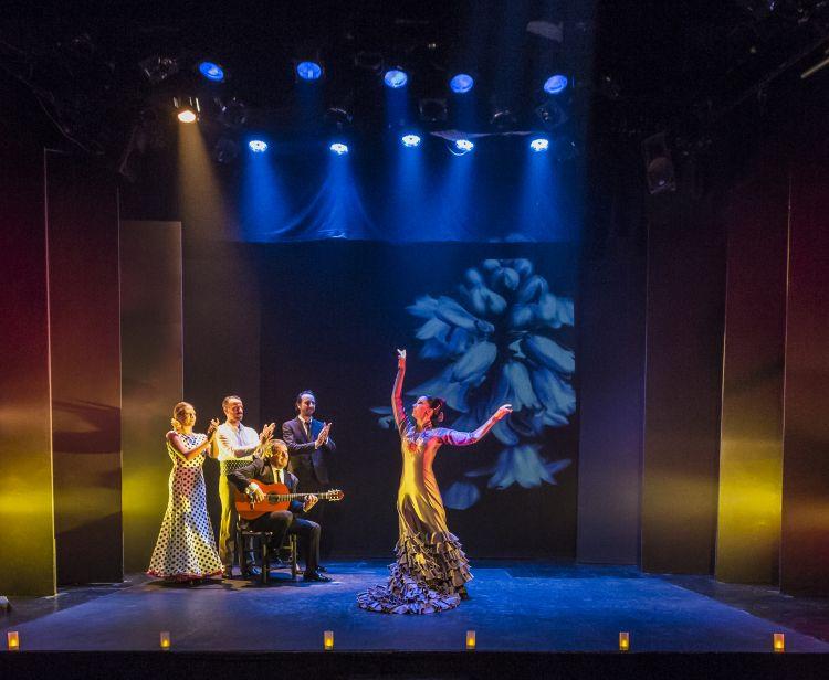 théâtre flamenco Madrid