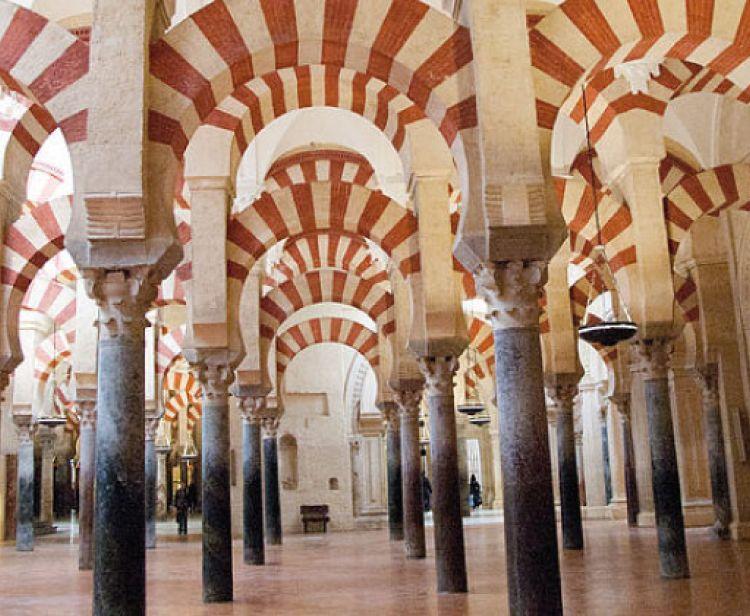 Visite de la mosquée de Cordoue et du quartier juif