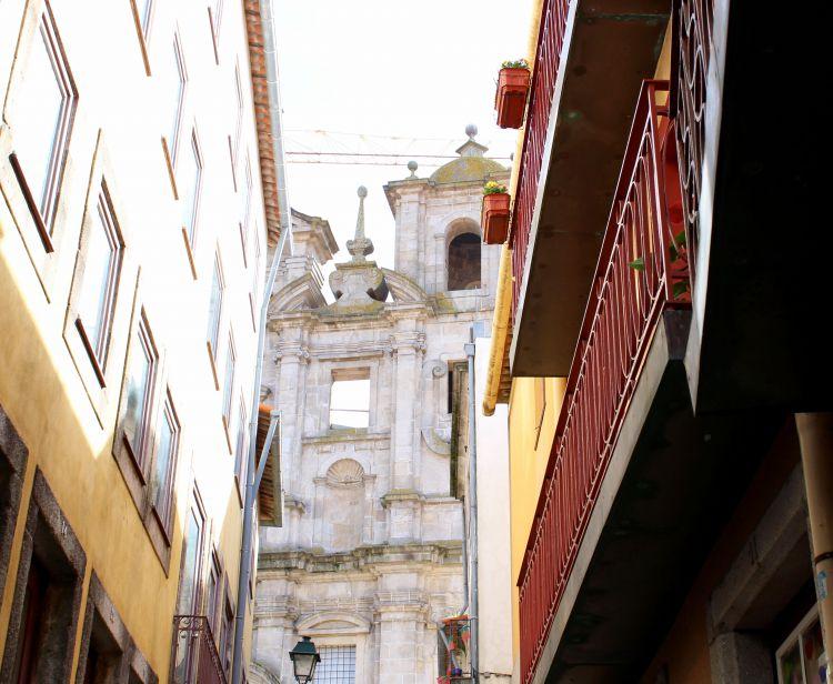 Free tour historique a Oporto