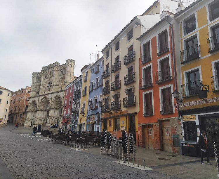Excursion d'une journée depuis Madrid vers des villes médiévales : Cuenca et Tolède