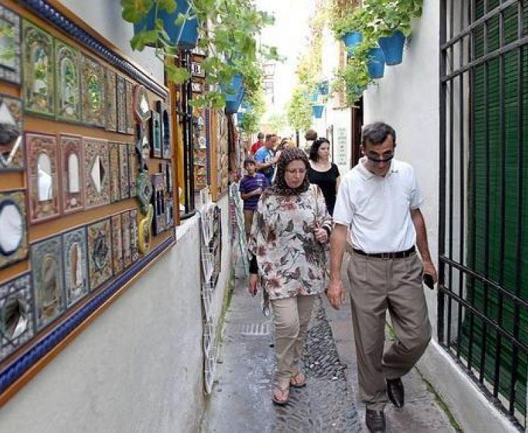 Visite du quartier juif et de l'Alcazar de Cordoue