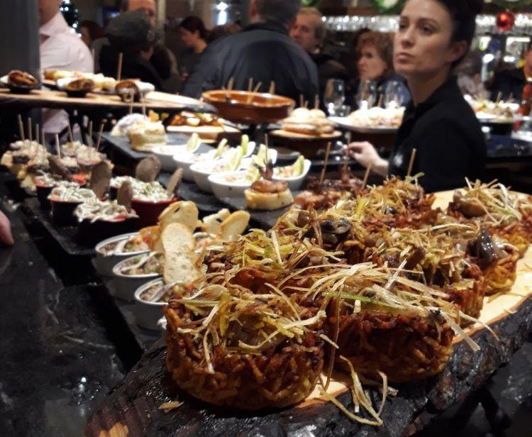 Circuit gastronomique à Bilbao
