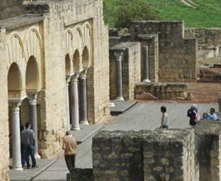 Excursion d'une journée à Medina Azahara et au château d'Almodovar del Rio