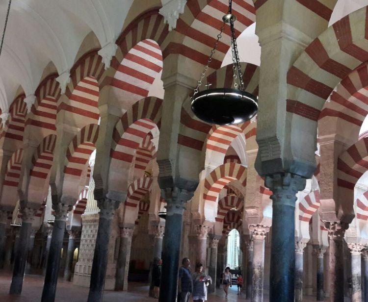 Mosquée + Alcazar et quartier juif de Cordoue