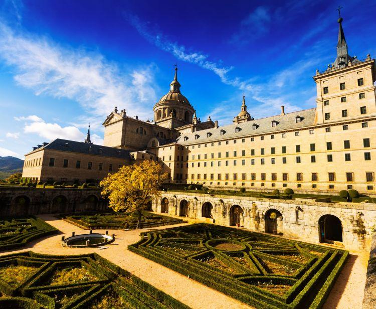 Excursion d'une journée au départ de Madrid vers Avila, Ségovie et El Escorial