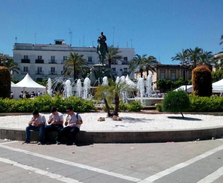 Gratuit tour Jerez