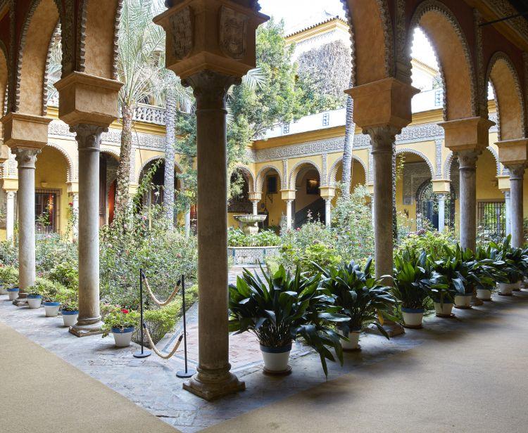 Billet pour le palais de Dueñas + Audioguide