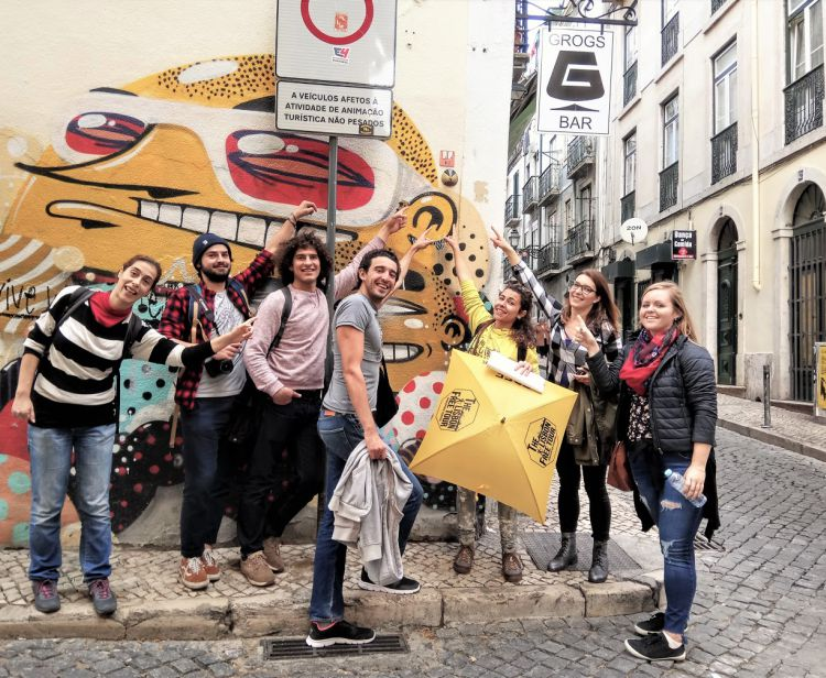 Street Art Walking Tour