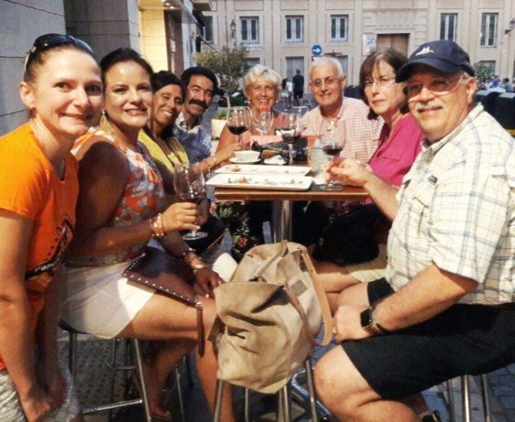 Tour tapas et vins