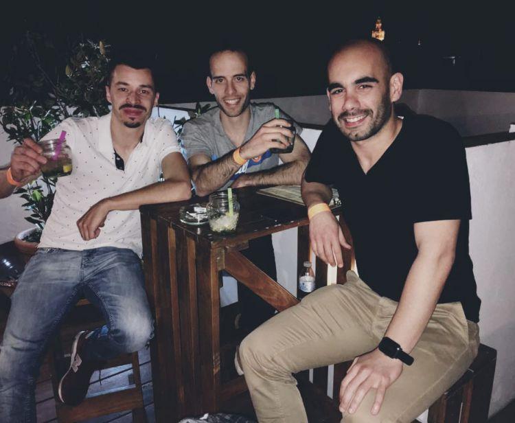 Tour de nuit à Malaga