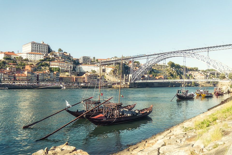 Porto in 400 words