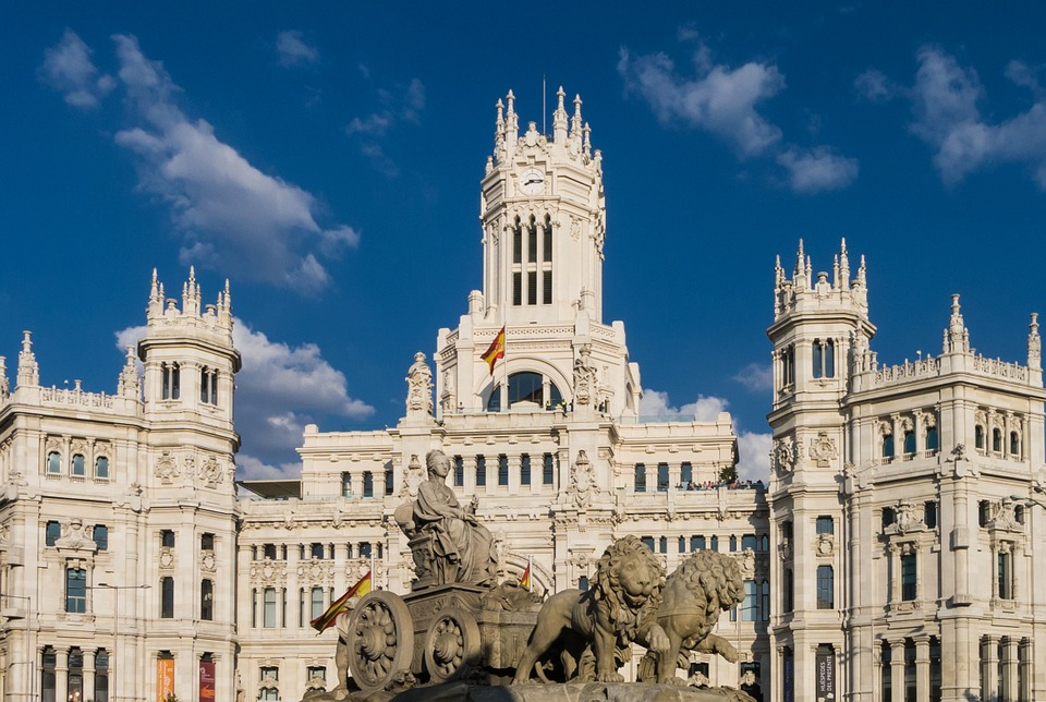 Madrid, beautiful places