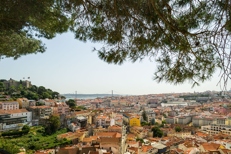 Lisbon in 400 words