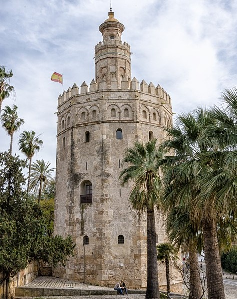 5 important monuments in Seville
