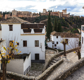 Places in Granada you will fall in love on Valentine's Day