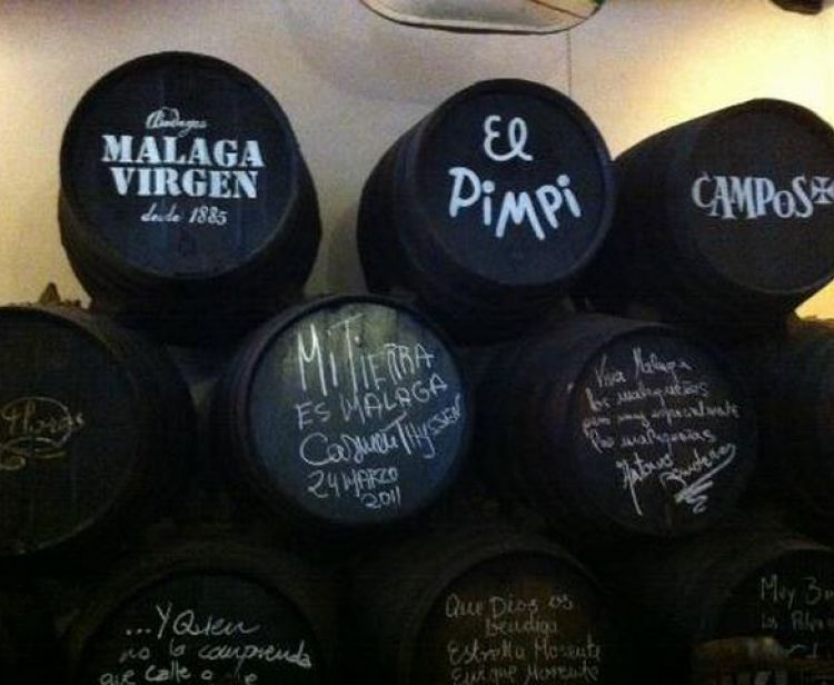 Tapas & Wines Tour in Malaga