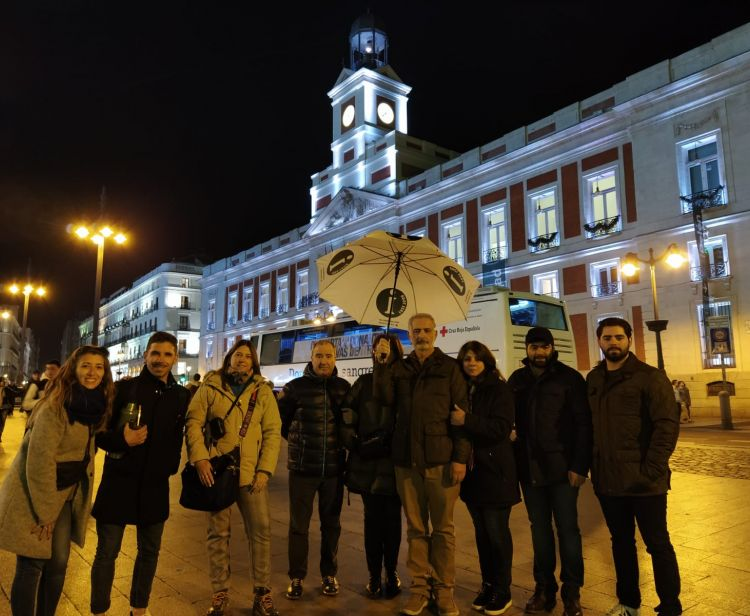 Madrid sinister Free Tour