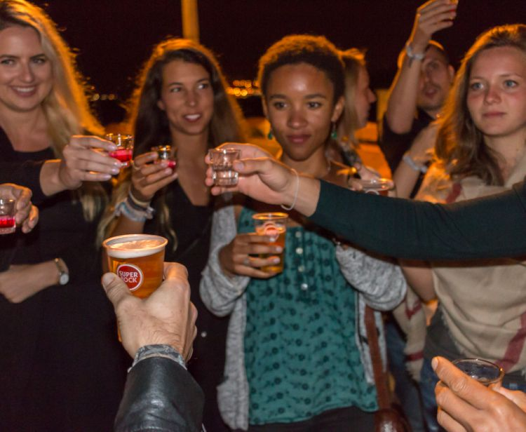 Best Booze Cruise in Lisbon