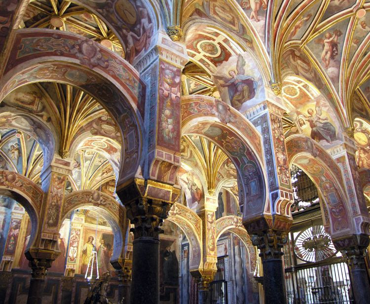 Mosque-Cathedral Cordoba Tour