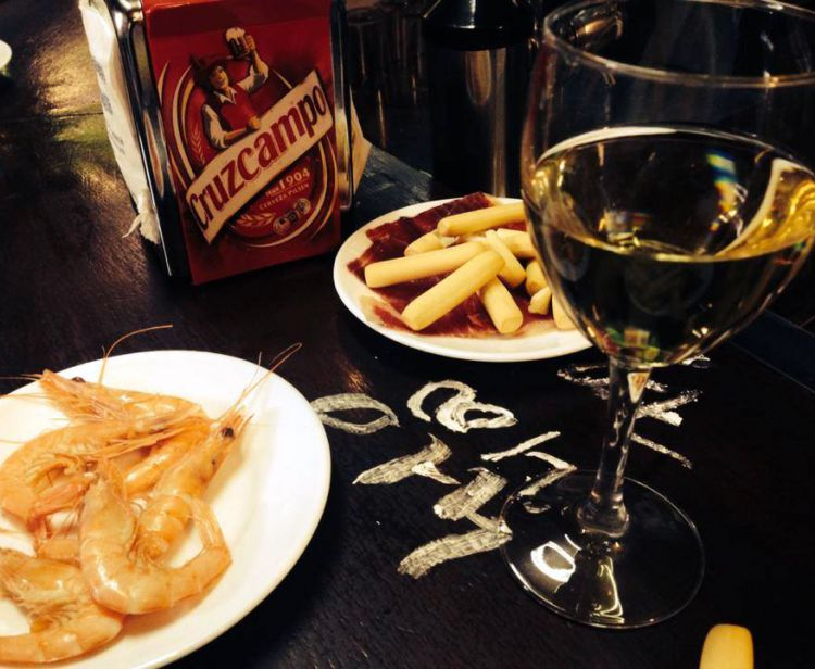 Tabancos & Wine Tasting Tour