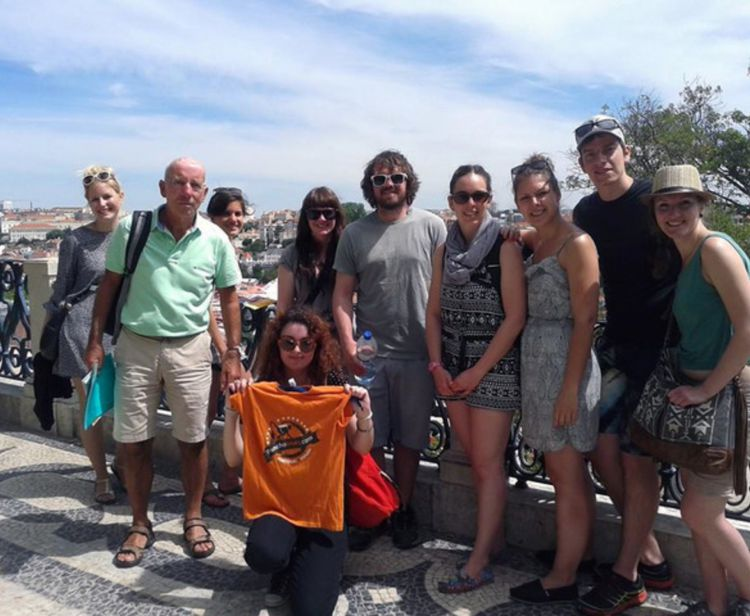 Lisbon Bairro Alto and Chiado Tour