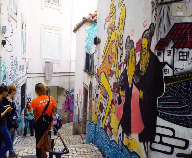 Lisbon Mouraria Tour