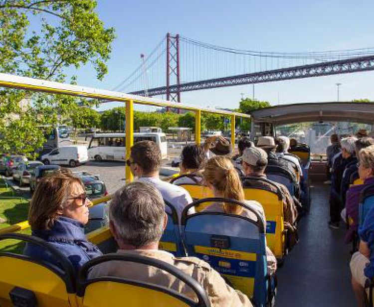 Lisboa Tagus Bus Tour