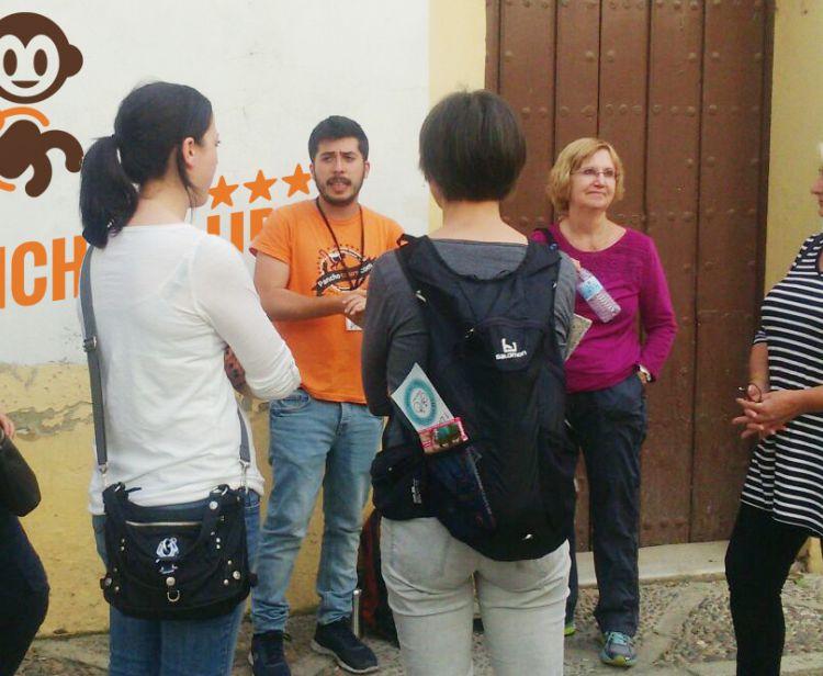 Seville Santa Cruz Jewish Quarter Tour