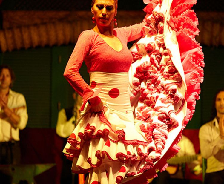 Seville Flamenco show + Drink