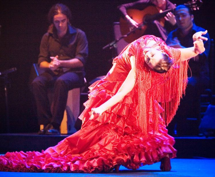 Seville Flamenco show + Food