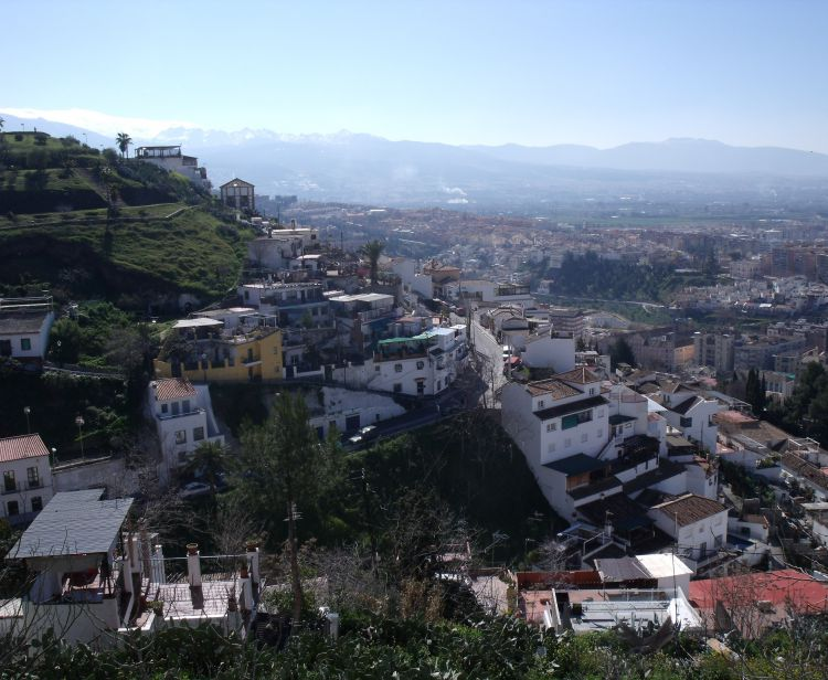 Albaicin and Sacromonte Tour