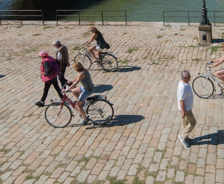 Bike tour seville