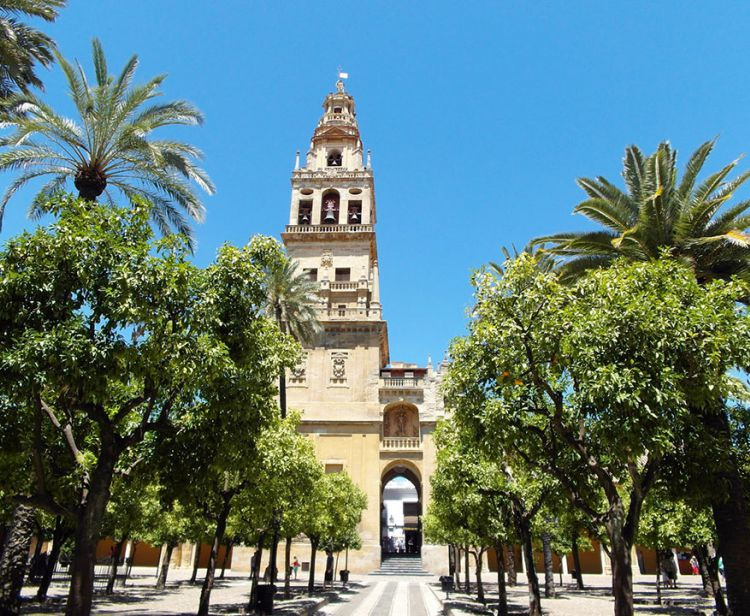 Day trip from malaga to cordoba