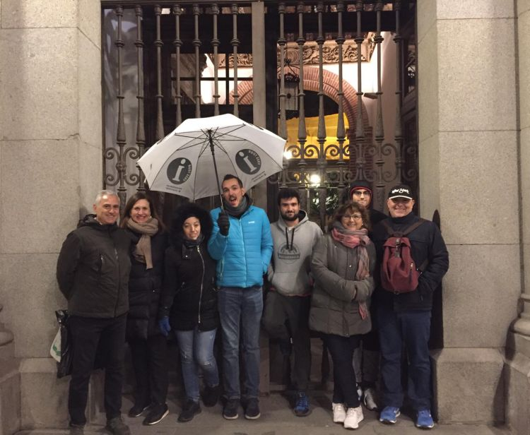 Madrid bewitched by Free Tour