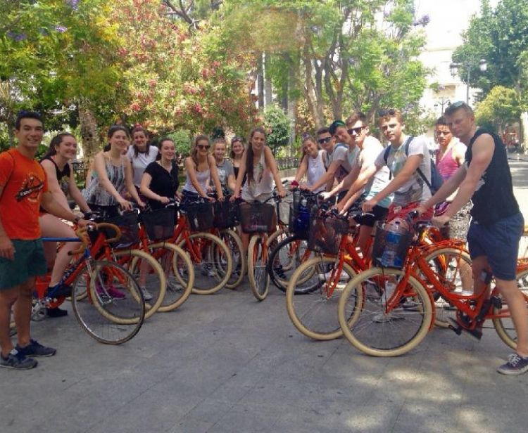 Private Bike Tour Seville