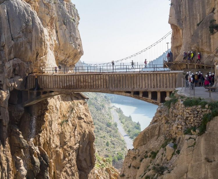 Visit the Caminito del Rey from Seville