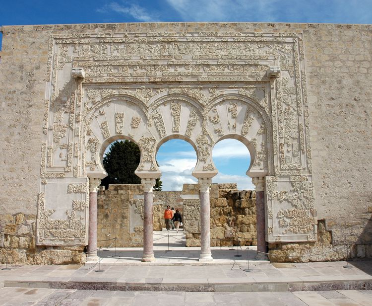 Tour Medina Azahara with Bus