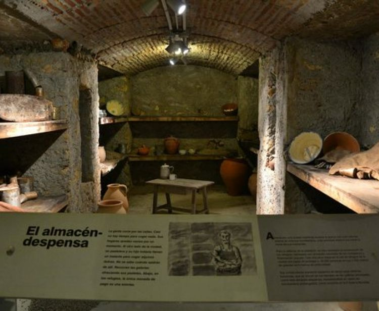 Almeria Civil War Shelters