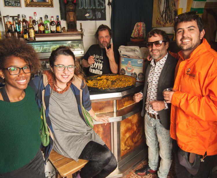 free tour monumental and food tour