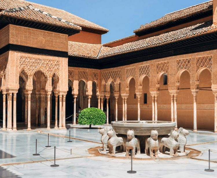 Day Trip from Almeria To Granada