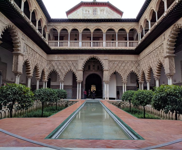 Alcazar Tour  + Flamenco Show