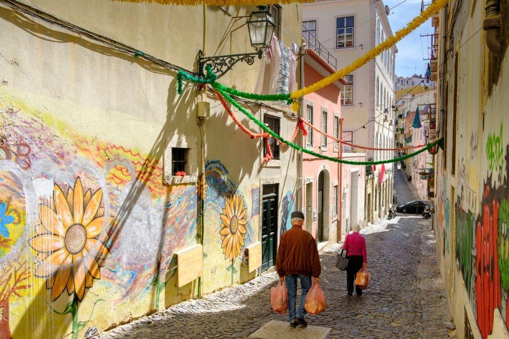 Lisboa: una ciudad que respira Street Art