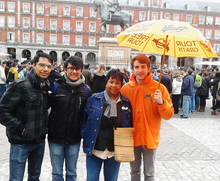 Free Tour a Madrid